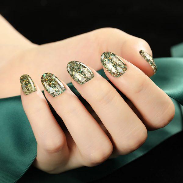 Rosalind Gel Polish Shiny Diamante Exemple2