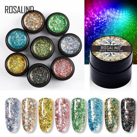Rosalind Gel Polish Shiny Diamante