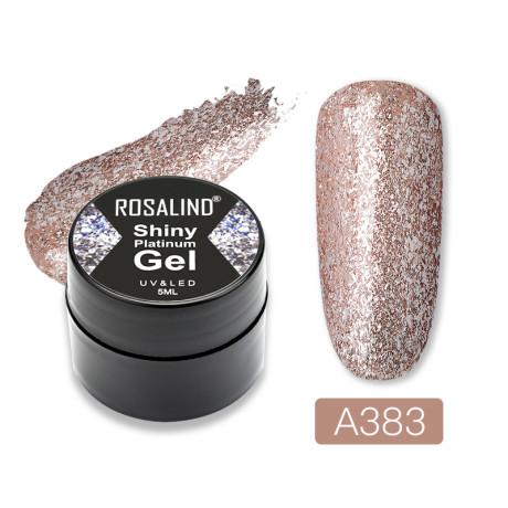 Rosalind Gel Polish Shiny Platine A383