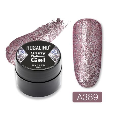 Rosalind Gel Polish Shiny Platine A389