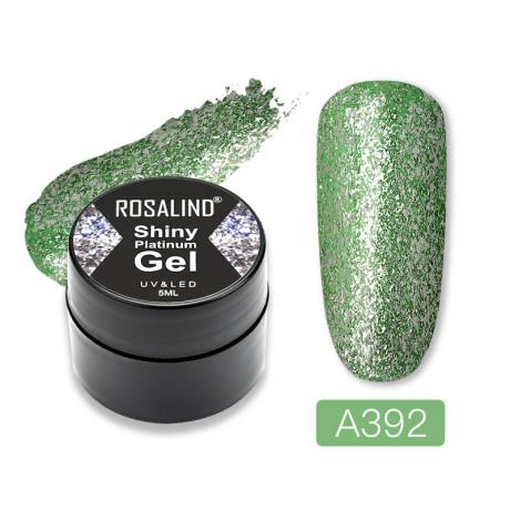 Rosalind Gel Polish Shiny Platine A392