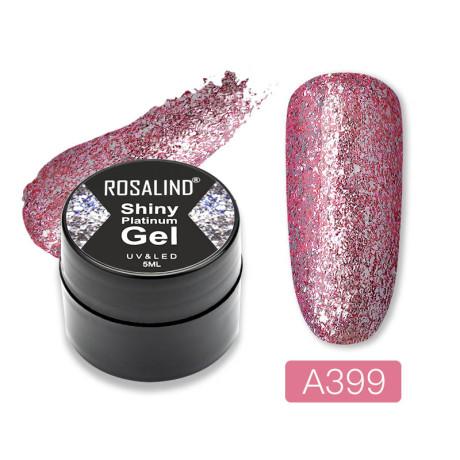 Rosalind Gel Polish Shiny Platine A399