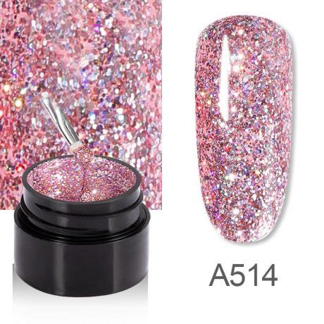 Rosalind Gel Polish Shiny Rainbow A514