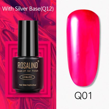 Rosalind Gel Polish Titane Q01