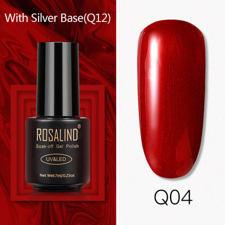 Rosalind Gel Polish Titane Q04