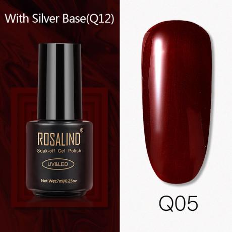 Rosalind Gel Polish Titane Q05