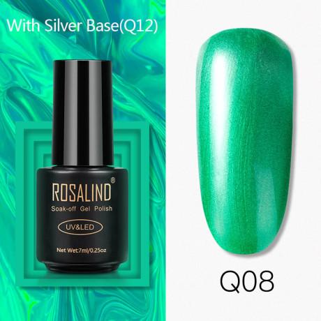 Rosalind Gel Polish Titane Q08