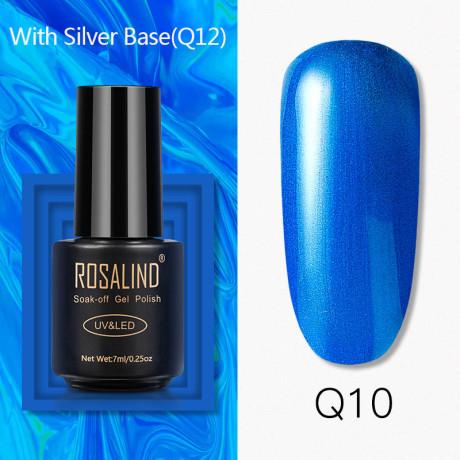 Rosalind Gel Polish Titane Q10