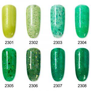 Rosalind Gel Polish Vert