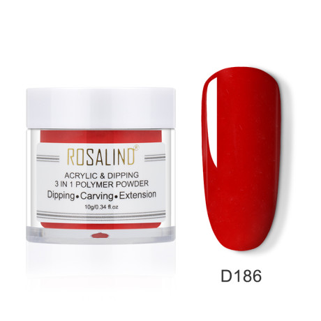 Rosalind Poudre Acrylique Crystal Collection D186