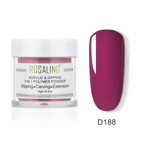 Rosalind Poudre Acrylique Crystal Collection D188