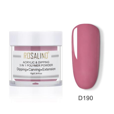 Rosalind Poudre Acrylique Crystal Collection D190