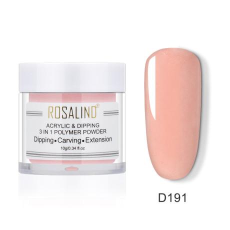 Rosalind Poudre Acrylique Crystal Collection D191