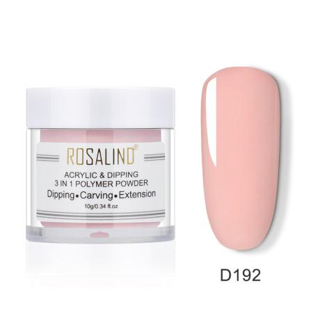Rosalind Poudre Acrylique Crystal Collection D192