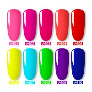 Couleurs Collection Neon Summer