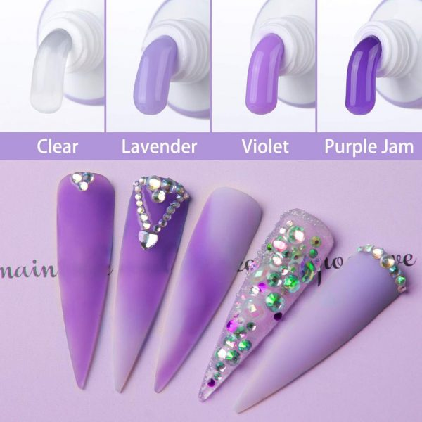 Couleurs Kit Violet Collection