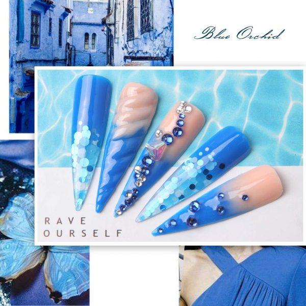 Polygel Makartt Bleu