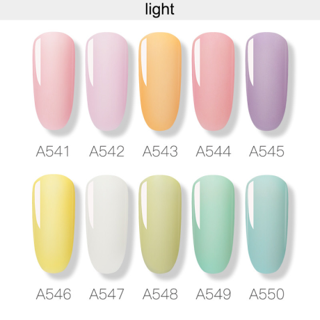 Polygel Rosalind Light