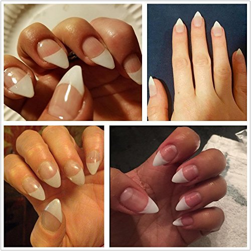600 Faux Ongles Stiletto Exemple