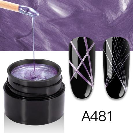 Gel Spider Metal A481