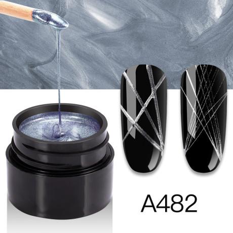 Gel Spider Metal A482