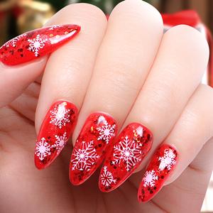 Kit Nail Art Stamping Ejiubas Exemple 3