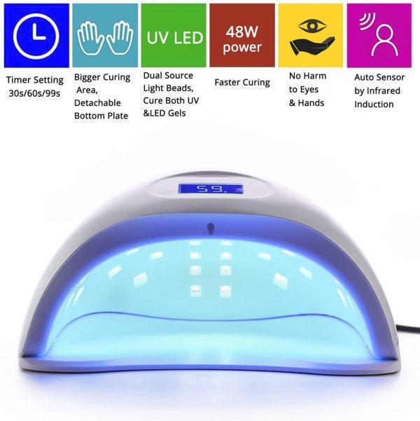 Lampes 48W UV LED