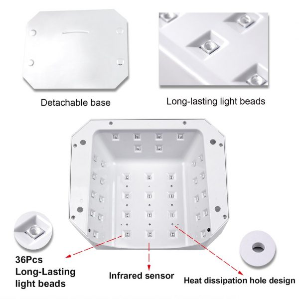Lampe 54 Rechargeable Makartt