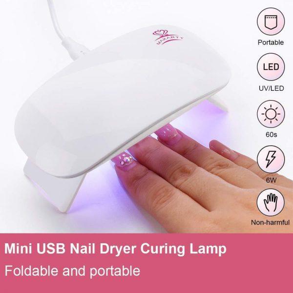 Lampe LED UV 6W C-01 Makartt Options