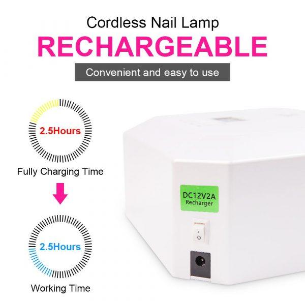 Lampe Rechargeable Makartt