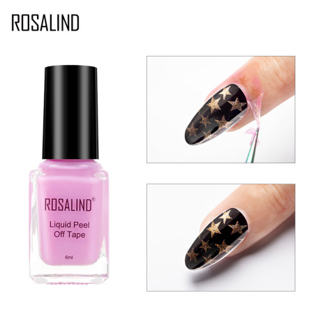 Liquide Base Peel Off Rosalind