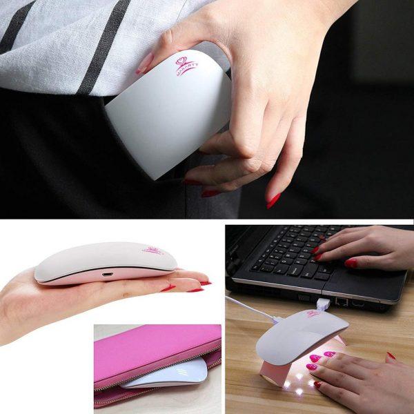 Mini Lampe UV LED Portable USB