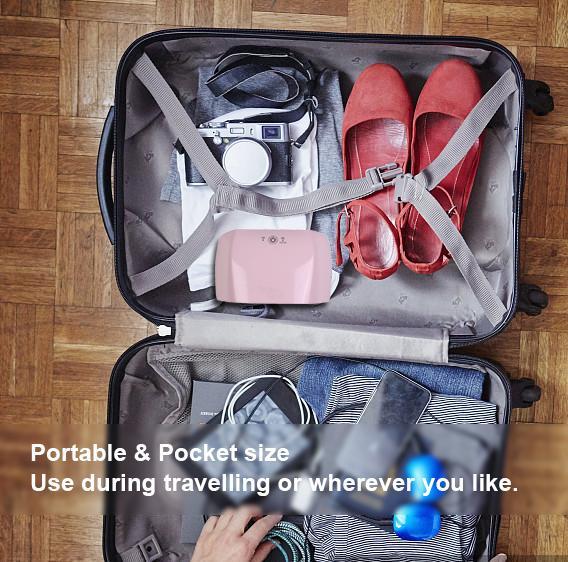 Portable LED UV Makartt
