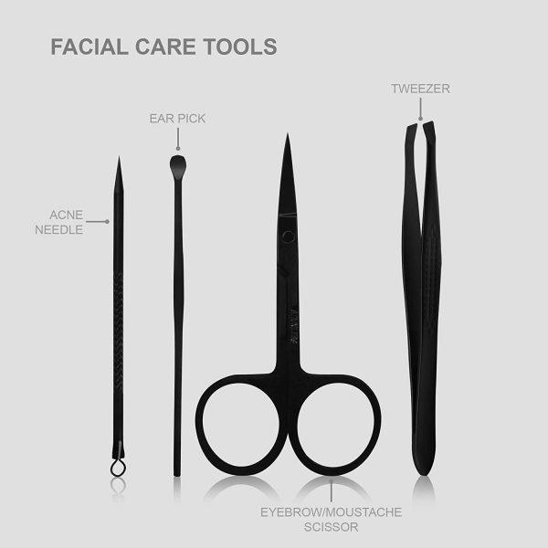Kit de Manucure Professionnelle Utopia Face
