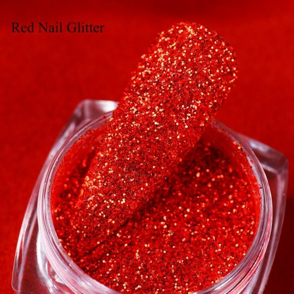 Strass Rouges Fins