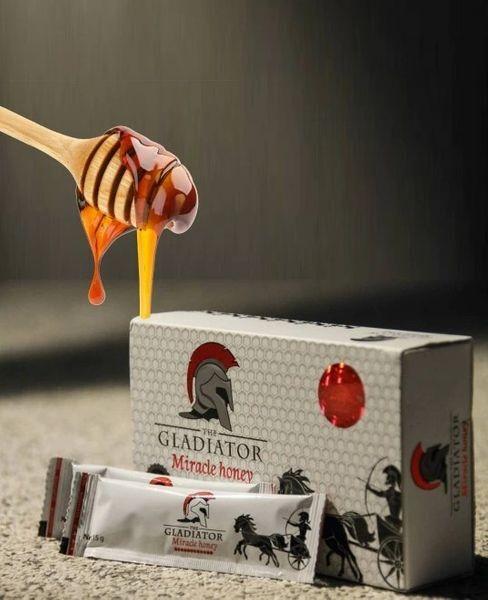 The Gladiator Miracle Honey